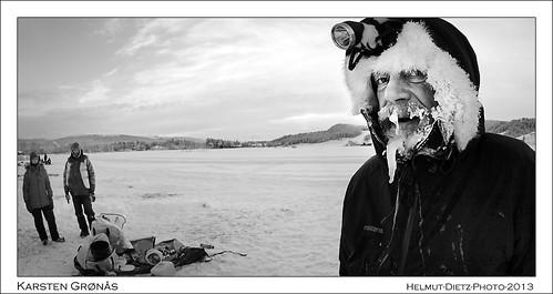 Femundlopet 2012: Karsten Grønås