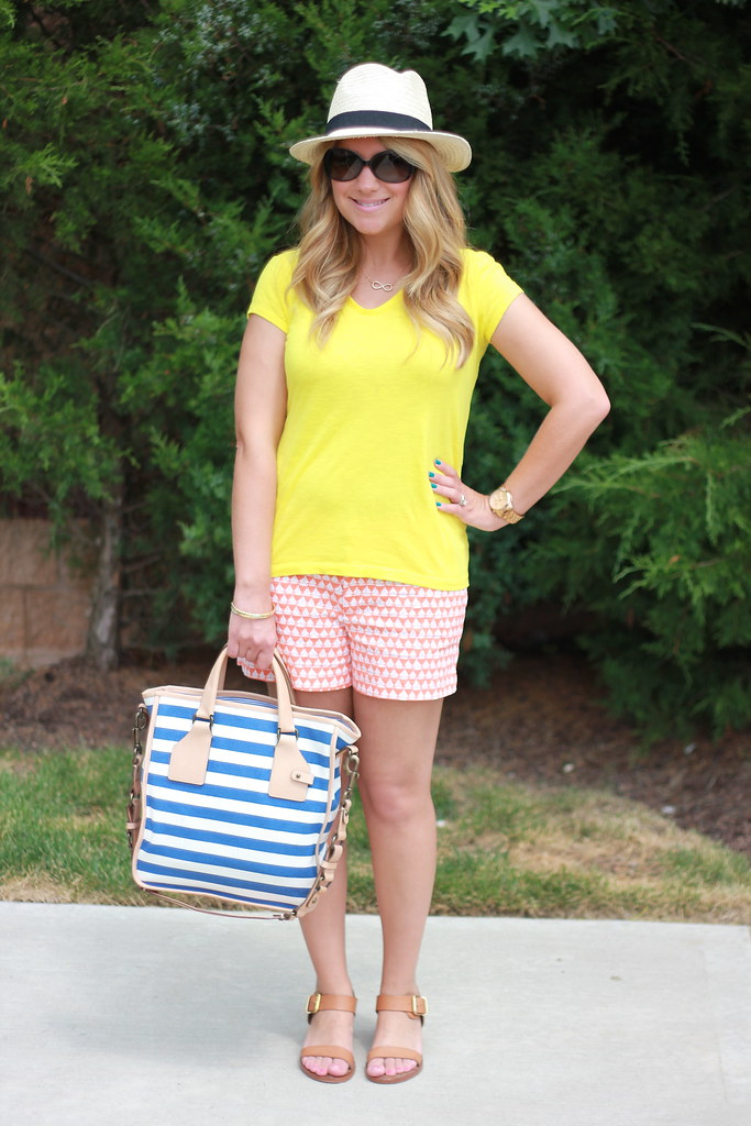 The Cutest Summer Outfit: Sailboats and Stripes