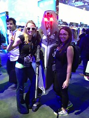 Dorian & Jackie at E3, Los Angeles CA