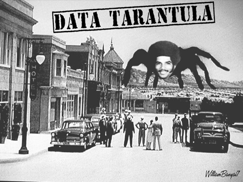 DATA TARANTULA by WilliamBanzai7/Colonel Flick
