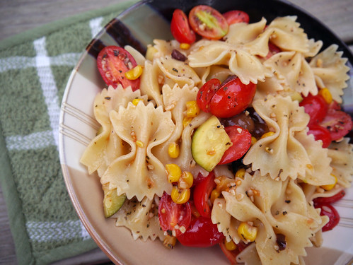 2013-08-05 - Lemon Pepper Pasta Salad - 0003
