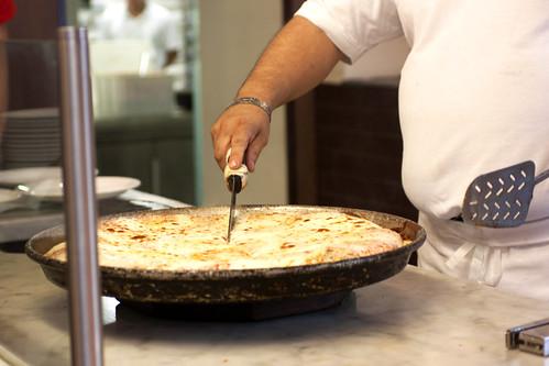 pizza @ spontini