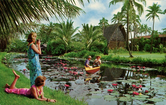 Coco Palms Resort, Lihue, Kauai