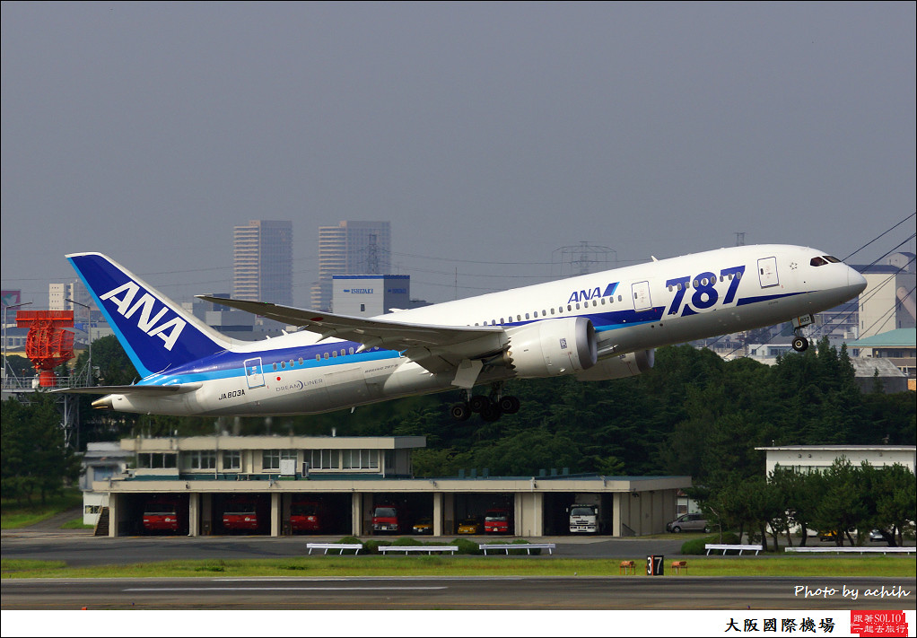 All Nippon Airways - ANA JA803A-003