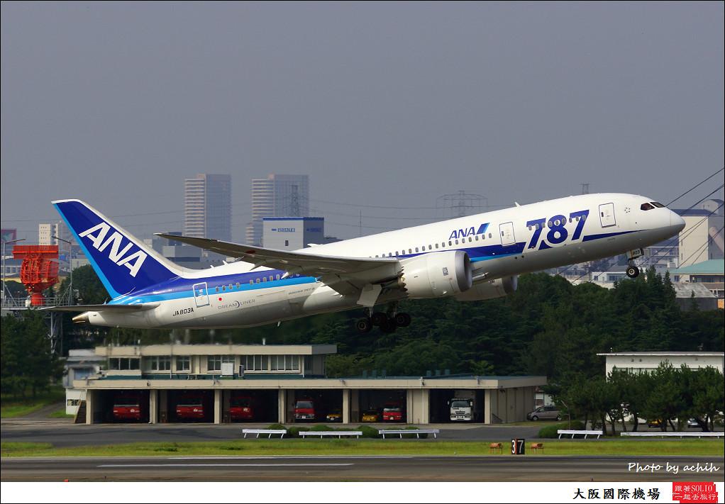 All Nippon Airways - ANA JA803A-003