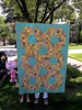 Quilt for Becky & Justin
