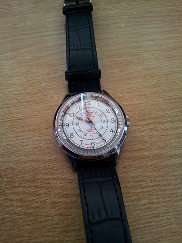 Fortis watch 02