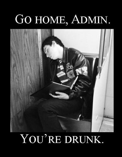 Go Home Admin