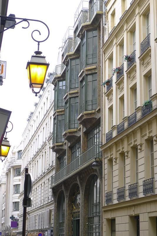 6 rue de Hanovre - Paris