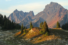 Winchester Mt, Yellow Aster Butte, 9/14-9/15/13