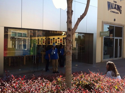 iPhone5S Launch
