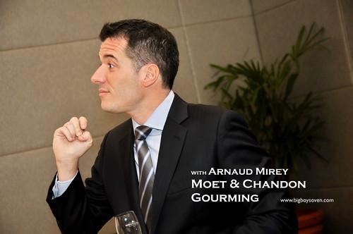 MOET & CHANDON GOURMING 6