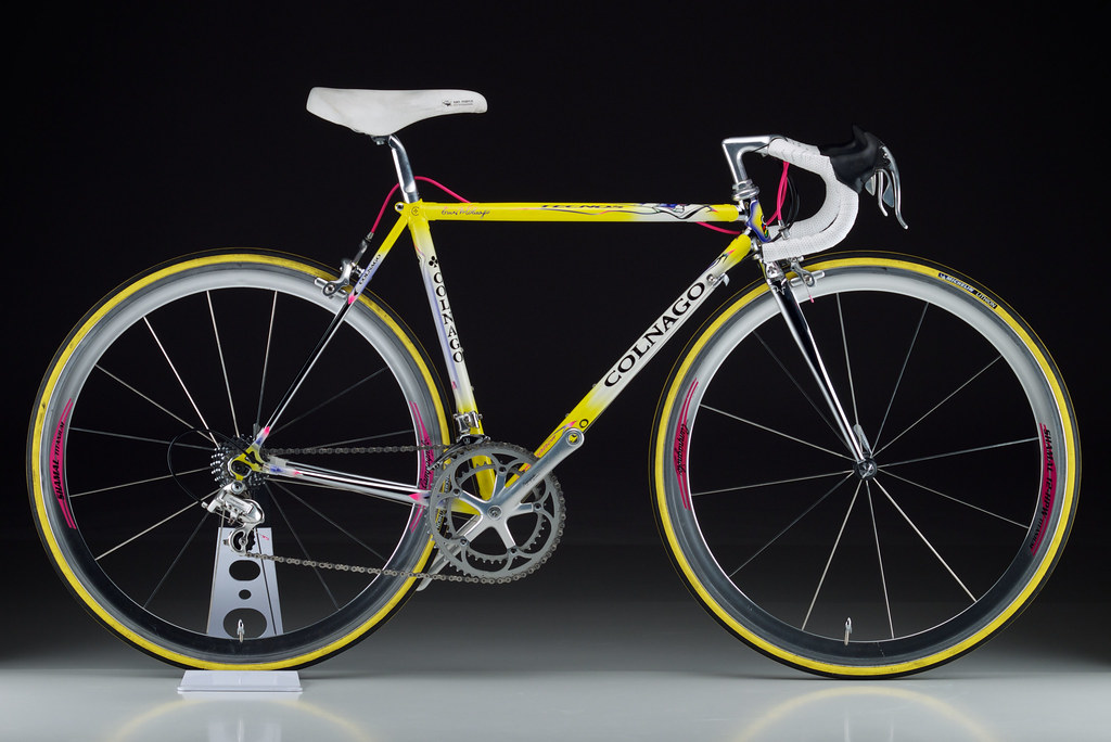 Colnago | Disco Lemonade