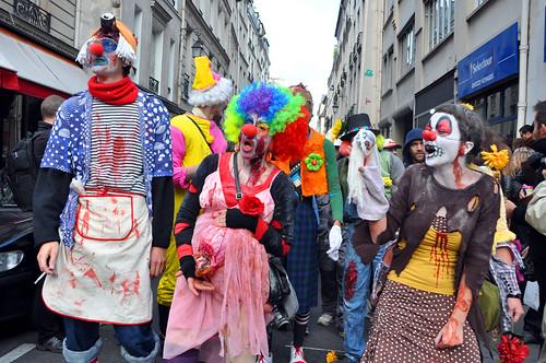 Zombie Walk #9