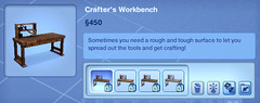 Crafter's Workbench