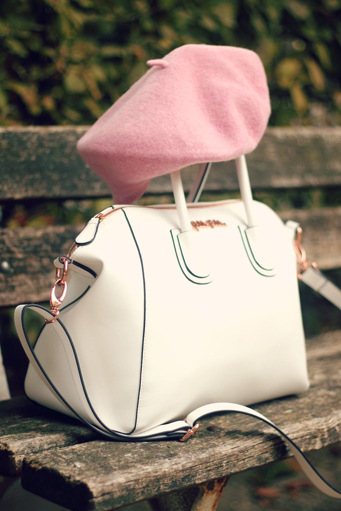 Pink Beret Folli Follie Bag