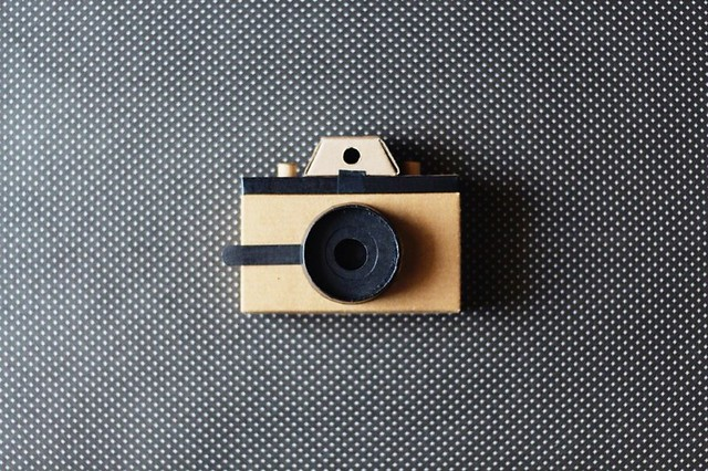 Work in Progress: Morrie & Oslo x Gudily Pinhole Camera