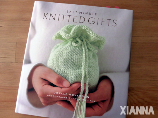 Libro Last-minute knitted gifts