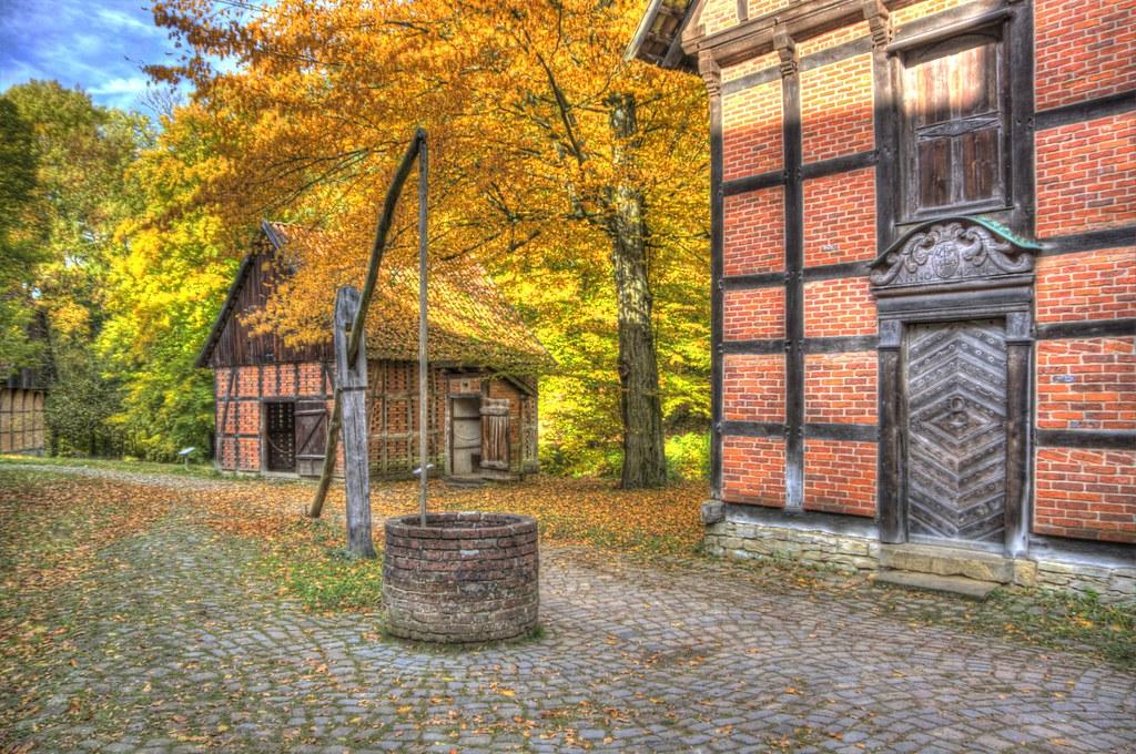 Freilichtmuseum Detmold Autumn Magic 28