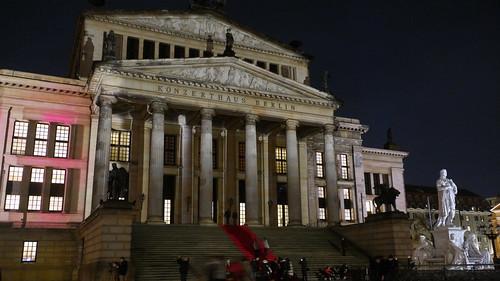 Denkmal für Friedrich Schiller vor dem Schauspielhaus | Gendarmenmarkt