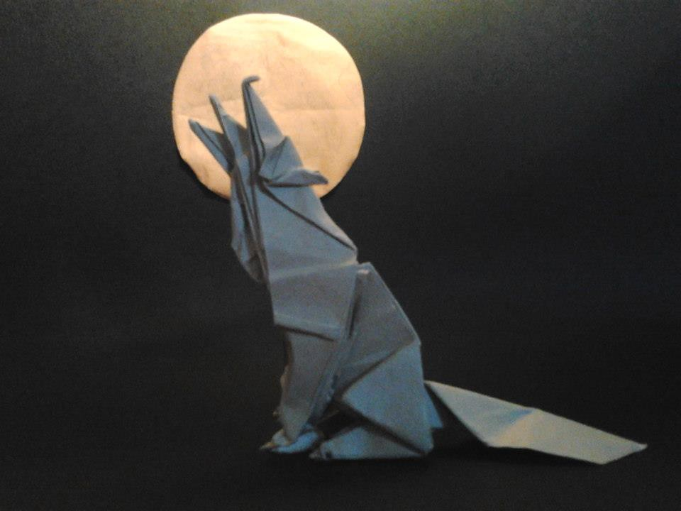 Gray Wolf Quentin Trollip
