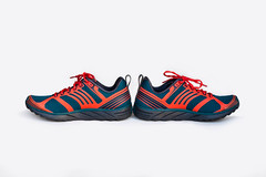 orange, cross training shoe, tennis shoe, outdoor shoe, running shoe, sneakers, footwear, shoe, athletic shoe,