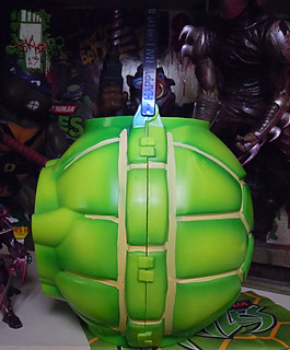 DISGUISE :: TMNT Folding Pumpkin Pail v (( 2004 ))