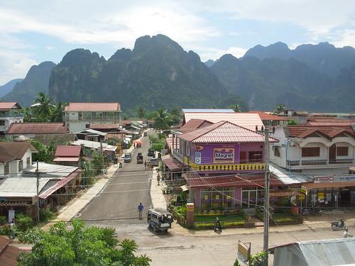 Vang Vieng-Centre-ville (4)
