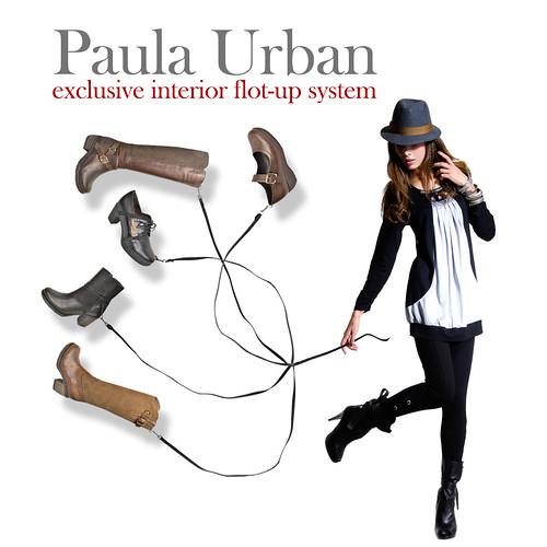 Inspiración Paula Urban Otoño Invierno. Flushing Meadows-Corona Park