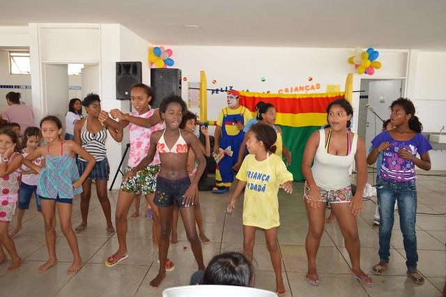 Dia das Crianças na sede social