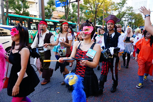 Kawasaki Halloween Parade 2013 114