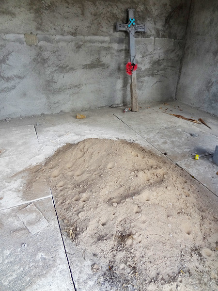 dirt-inside-chapel