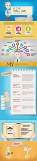 Infographic Resume of Corporate Sales Manager _1