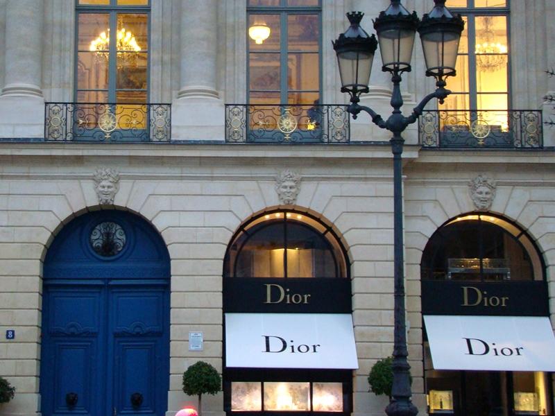 Place Vendome Dior
