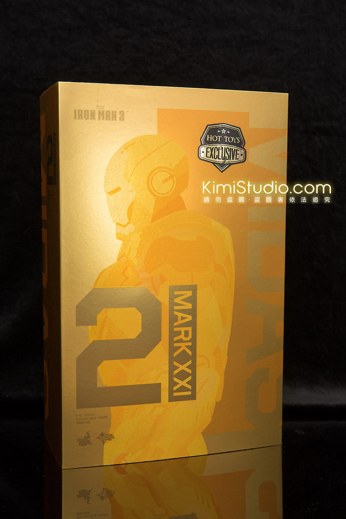 2013.10.31 Hot Toys MMS208 Iron Man Mark 21-001