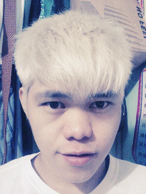 filipino bleached hair purple shampoo