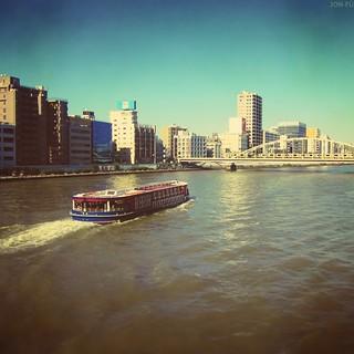 Sumida River | 隅田川