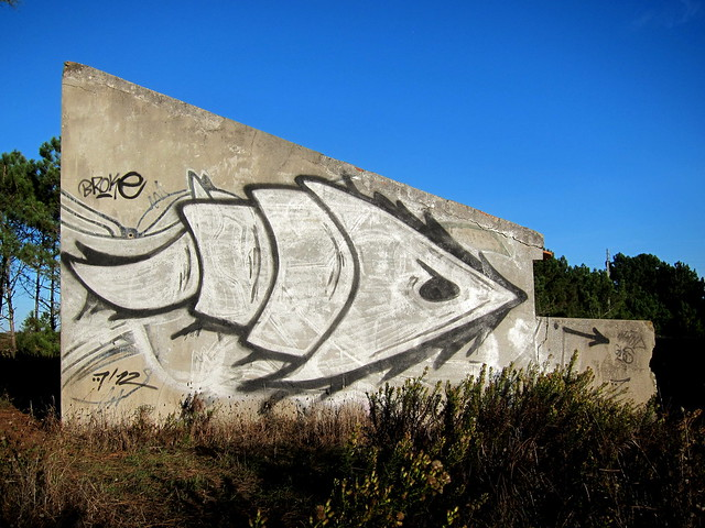 graffiti | broke | algarve . portugal 2013