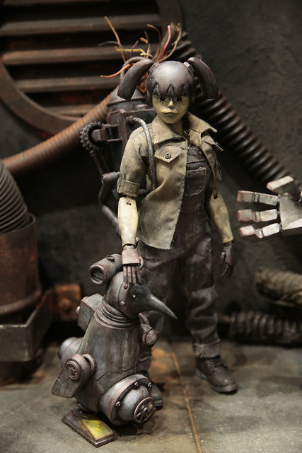 Steampunk Figurine, volume 38