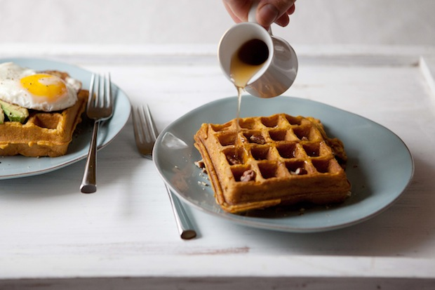 Waffles from Food52