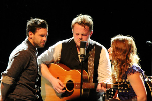 The Lone Bellow acoustic