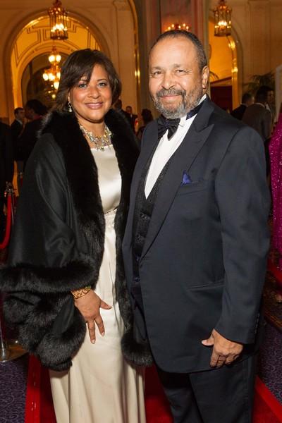 Valerie Lewis and Otis McGee