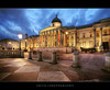 The National Gallery, London, England :: HDR by :: Artie | Photography ::