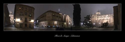 Plaza de Anaya by Andrés Ñíguez