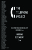 telephone project poster