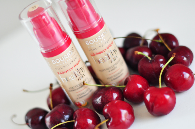 stylelab beauty blog review bourjois healthy mix foundation radiance reveal 51 52