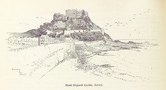 """British Library digitised image from page 60 of """"Two Knapsacks in the Channel Islands ... Illustrated by V. Prout"""""""