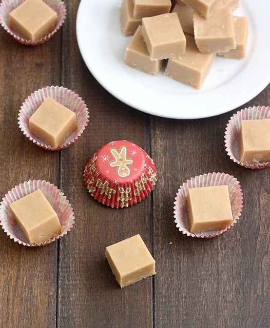 4-Ingredient Peanut Butter Fudge