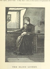 """British Library digitised image from page 411 of """"Gleanings from popular authors, etc"""""""