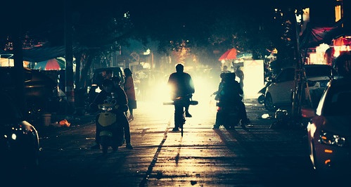 Night Scene Lingxi - [Lingxi Streets Series]